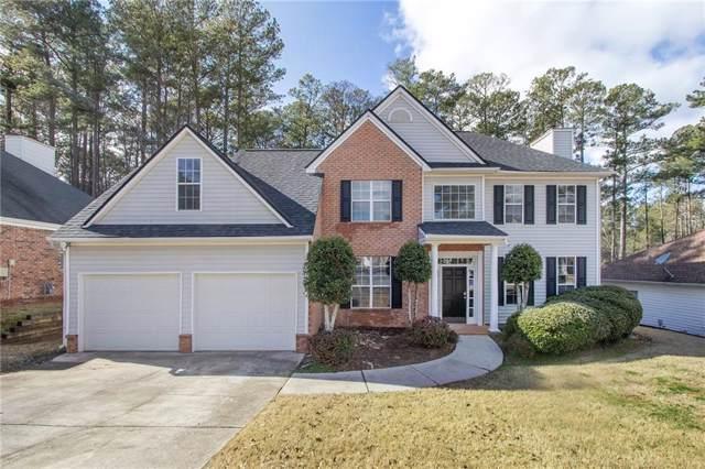125 Parkside Drive, Fayetteville, GA 30214 (MLS #6670983) :: North Atlanta Home Team