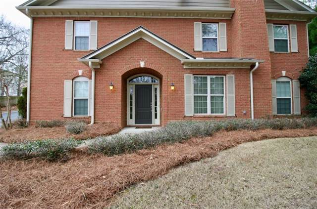 2647 Dresden Place NE #43, Brookhaven, GA 30319 (MLS #6670984) :: The Hinsons - Mike Hinson & Harriet Hinson