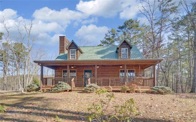 2958 Camp Branch Road, Ellijay, GA 30540 (MLS #6670992) :: Kennesaw Life Real Estate