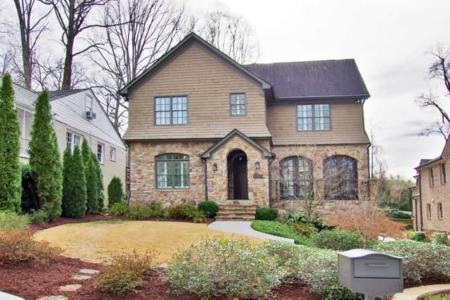 1265 University Drive NE, Atlanta, GA 30306 (MLS #6671003) :: The Hinsons - Mike Hinson & Harriet Hinson