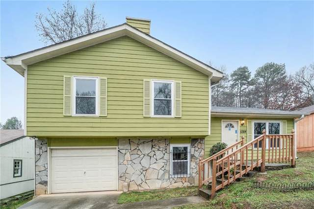 5384 Ridge Forest Drive, Stone Mountain, GA 30083 (MLS #6671018) :: The Zac Team @ RE/MAX Metro Atlanta