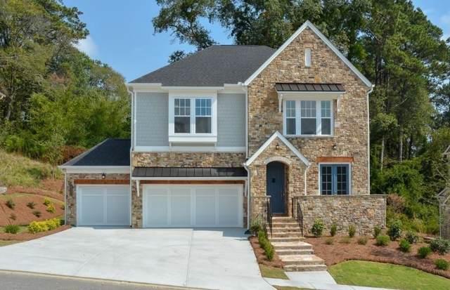 4531 Atley Woods Drive SE, Atlanta, GA 30339 (MLS #6671022) :: Charlie Ballard Real Estate