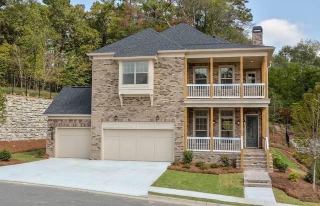 4527 Atley Woods Drive SE, Atlanta, GA 30339 (MLS #6671036) :: Charlie Ballard Real Estate