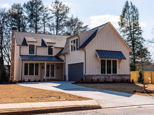 1244 Hayes Drive, Smyrna, GA 30080 (MLS #6671043) :: Kennesaw Life Real Estate