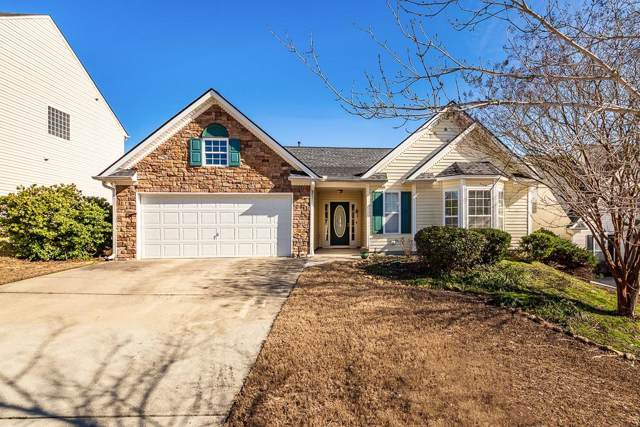 111 W Skyline View, Dallas, GA 30157 (MLS #6671045) :: Kennesaw Life Real Estate