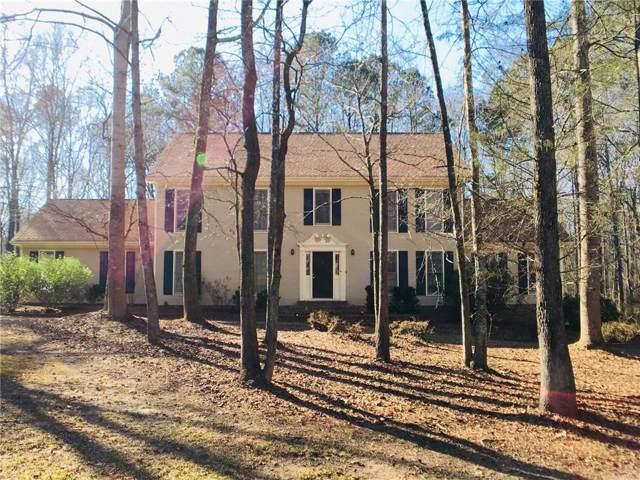 215 Melanie Lane, Fayetteville, GA 30214 (MLS #6671070) :: Rock River Realty