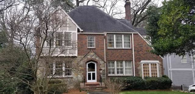 1728 N Rock Springs Road NE, Atlanta, GA 30324 (MLS #6671073) :: The Hinsons - Mike Hinson & Harriet Hinson