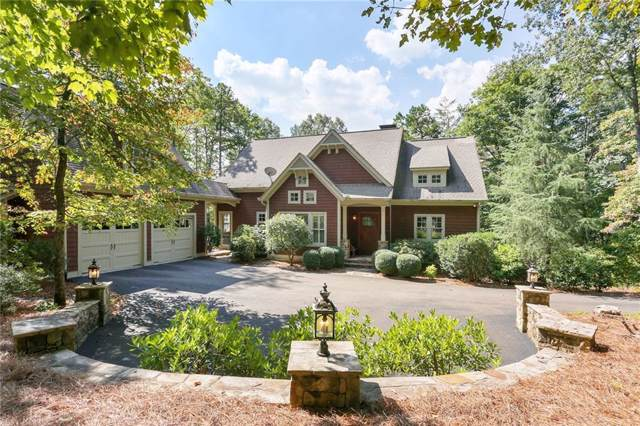 176 Red Trillium Ridge, Big Canoe, GA 30143 (MLS #6671075) :: KELLY+CO