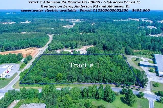 TR 1 Adamson Road, Monroe, GA 30655 (MLS #6671086) :: Kennesaw Life Real Estate