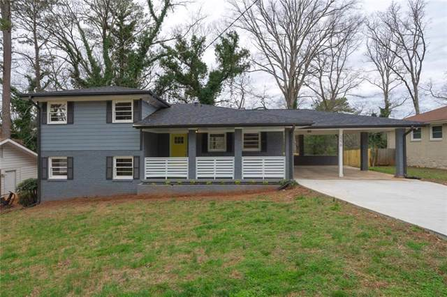 2278 Collier Drive, Decatur, GA 30032 (MLS #6671098) :: The Butler/Swayne Team