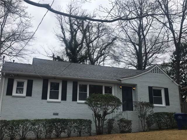 1340 Wichita Drive SW, Atlanta, GA 30311 (MLS #6671105) :: Community & Council