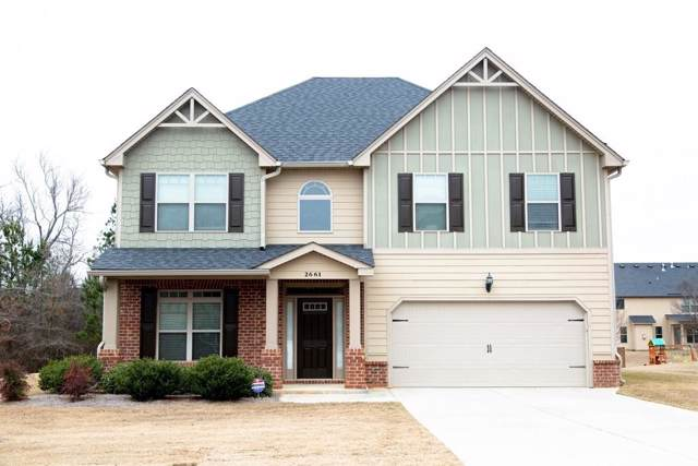 2661 Bateleur Court, Grayson, GA 30017 (MLS #6671117) :: Community & Council