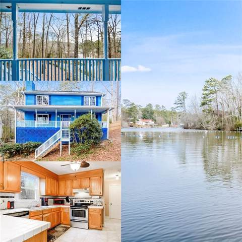 1083 Lake Drive, Snellville, GA 30039 (MLS #6671131) :: The Hinsons - Mike Hinson & Harriet Hinson