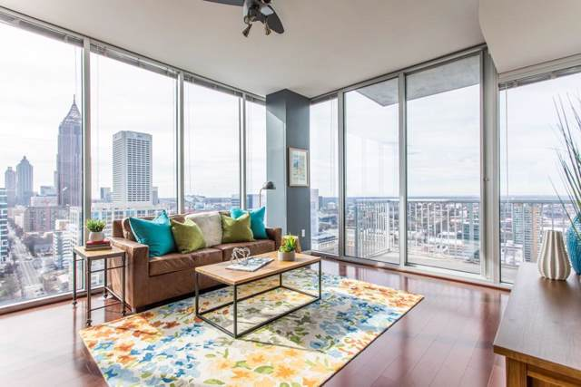 855 Peachtree Street NE #2503, Atlanta, GA 30308 (MLS #6671170) :: Charlie Ballard Real Estate