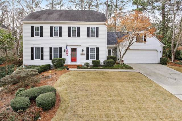 155 Foal Drive, Roswell, GA 30076 (MLS #6671178) :: Kennesaw Life Real Estate