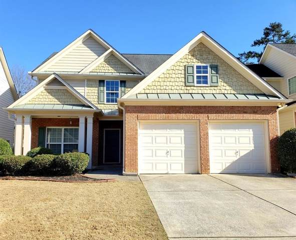 407 Highlands Loop, Woodstock, GA 30188 (MLS #6671224) :: RE/MAX Paramount Properties