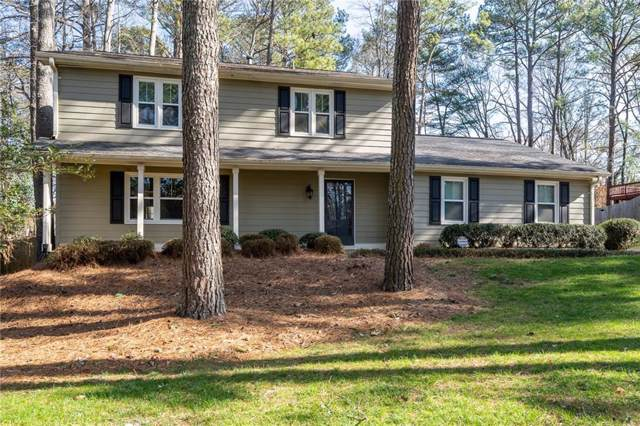 1225 Martin Ridge Road, Roswell, GA 30076 (MLS #6671232) :: The North Georgia Group