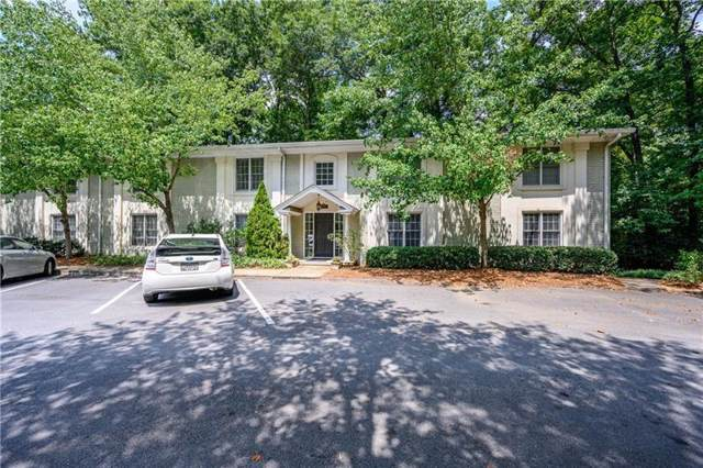 1020 Scott Boulevard H2, Decatur, GA 30030 (MLS #6671236) :: Path & Post Real Estate