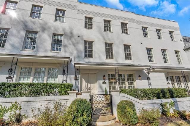 1400 Piedmont Avenue NE #5, Atlanta, GA 30309 (MLS #6671249) :: Charlie Ballard Real Estate