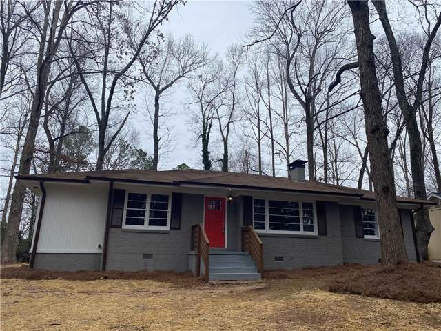 8406 Norris Lake Road, Snellville, GA 30039 (MLS #6671251) :: The Hinsons - Mike Hinson & Harriet Hinson