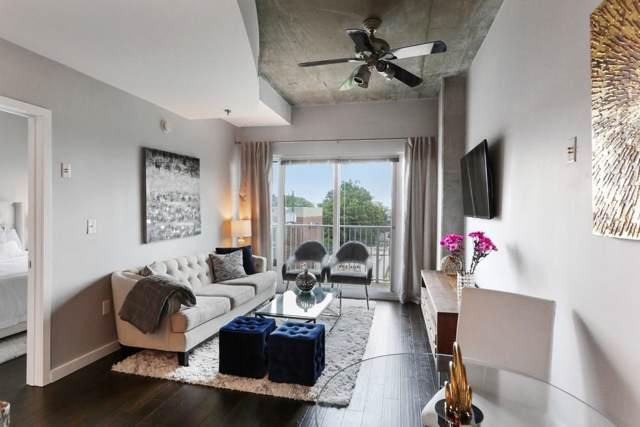 250 Pharr Road NE #315, Atlanta, GA 30305 (MLS #6671252) :: RE/MAX Paramount Properties