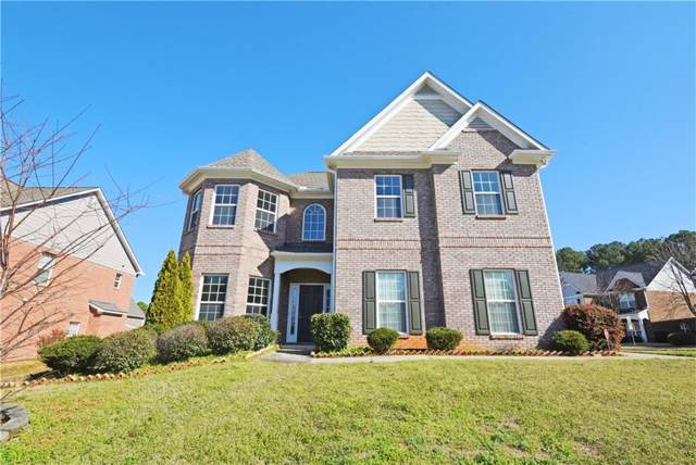 3187 Misty View Trail, Lilburn, GA 30047 (MLS #6671257) :: North Atlanta Home Team