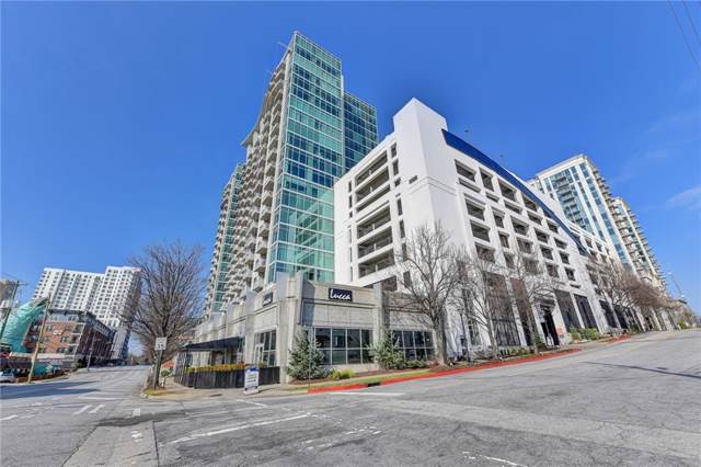 250 Pharr Road NE #508, Atlanta, GA 30305 (MLS #6671278) :: The Heyl Group at Keller Williams