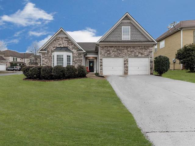 501 Waterfall Drive, Canton, GA 30114 (MLS #6671285) :: The Realty Queen Team