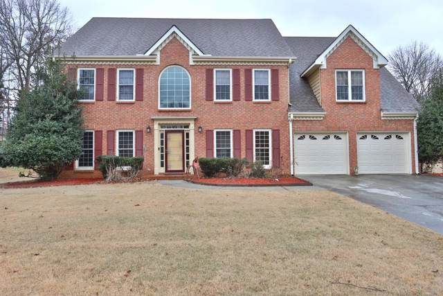 1207 Mountainside Trace NW, Kennesaw, GA 30152 (MLS #6671288) :: Kennesaw Life Real Estate