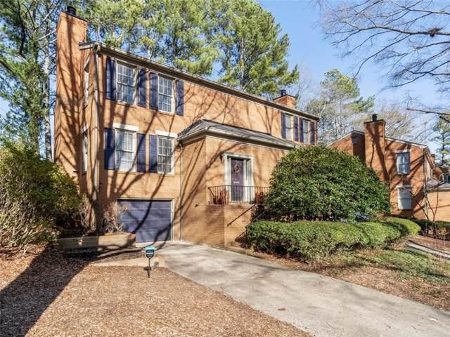 1151 Morningside Place NE, Atlanta, GA 30306 (MLS #6671314) :: RE/MAX Paramount Properties