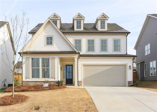 322 Timbercreek Drive, Holly Springs, GA 30115 (MLS #6671318) :: North Atlanta Home Team