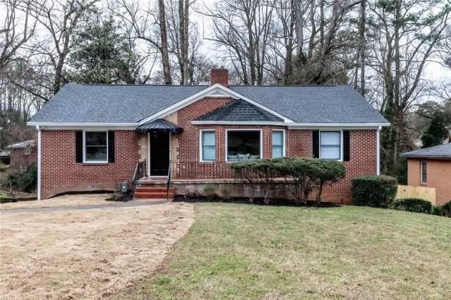267 Chicamauga Avenue SW, Atlanta, GA 30314 (MLS #6671347) :: North Atlanta Home Team