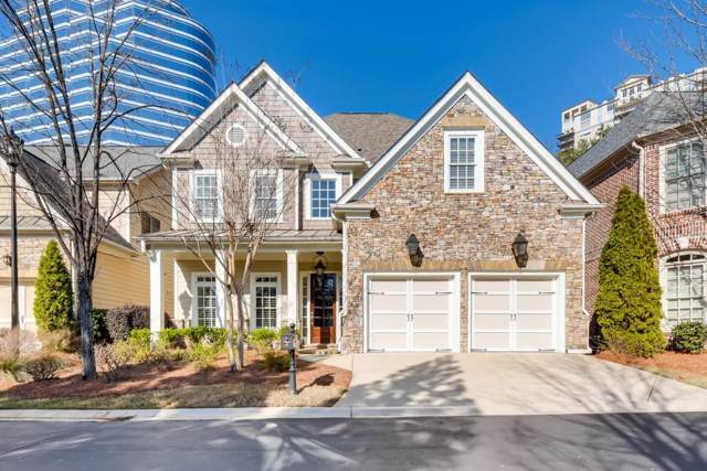 3506 Preserve Drive SE, Atlanta, GA 30339 (MLS #6671354) :: Charlie Ballard Real Estate