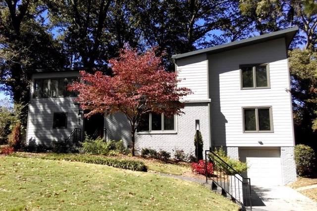 3518 Rockhaven Circle NE, Atlanta, GA 30324 (MLS #6671367) :: RE/MAX Paramount Properties