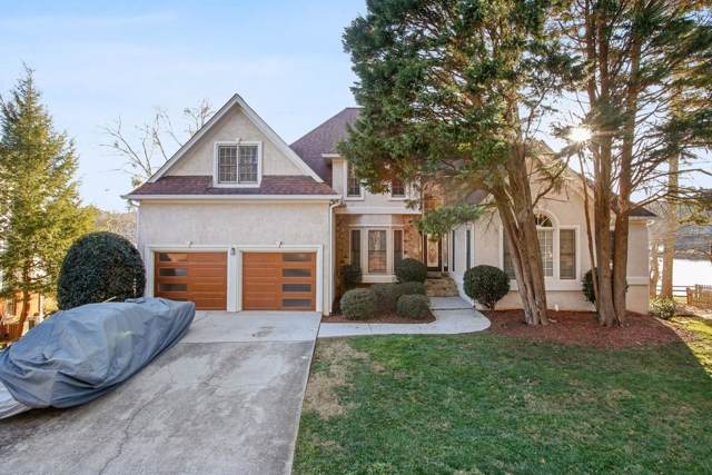 509 Breakwater Terrace, Stone Mountain, GA 30087 (MLS #6671381) :: The Hinsons - Mike Hinson & Harriet Hinson