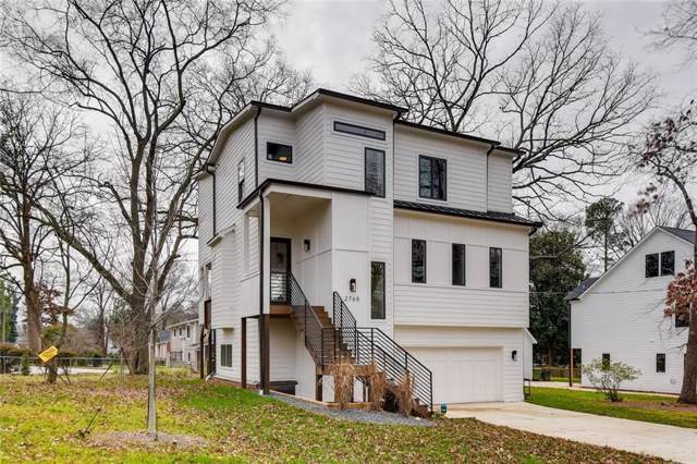 2765 Tupelo Street SE, Atlanta, GA 30317 (MLS #6671389) :: Path & Post Real Estate