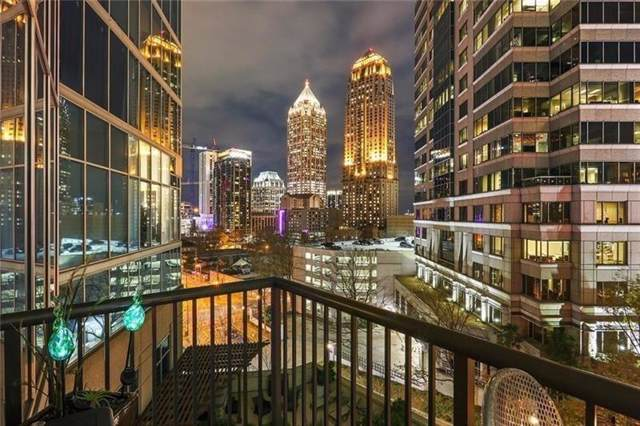 1080 Peachtree Street NE #703, Atlanta, GA 30309 (MLS #6671393) :: Path & Post Real Estate