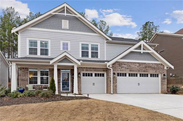 102 Floating Leaf Way, Dallas, GA 30132 (MLS #6671415) :: Kennesaw Life Real Estate