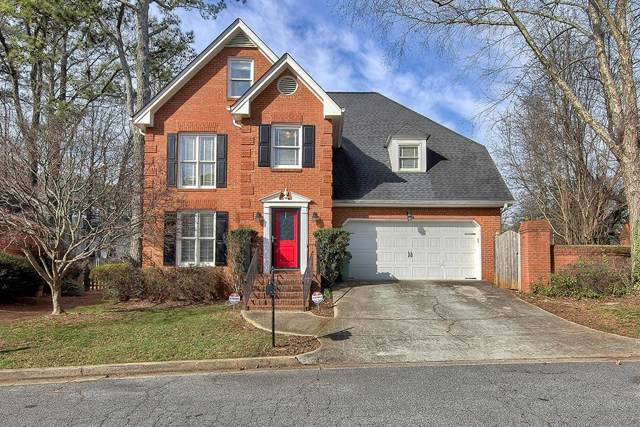 1717 Frazier Park Drive, Decatur, GA 30033 (MLS #6671416) :: The Zac Team @ RE/MAX Metro Atlanta