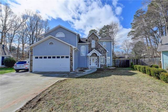 1424 Luther Way, Lawrenceville, GA 30043 (MLS #6671483) :: Kennesaw Life Real Estate