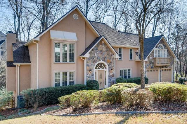 4522 Club House Drive, Marietta, GA 30066 (MLS #6671498) :: North Atlanta Home Team