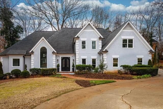 7775 Landowne Drive, Atlanta, GA 30350 (MLS #6671507) :: The Cowan Connection Team