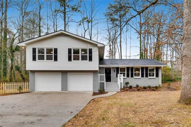 4598 Mountain Creek Drive NE, Roswell, GA 30075 (MLS #6671517) :: The Cowan Connection Team
