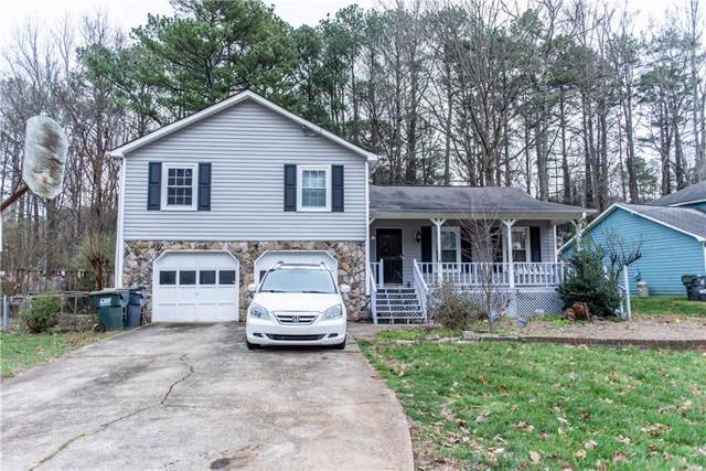 5018 Whited Way NW, Lilburn, GA 30047 (MLS #6671527) :: North Atlanta Home Team