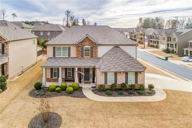 421 Providence Walk Street, Canton, GA 30114 (MLS #6671528) :: The Cowan Connection Team