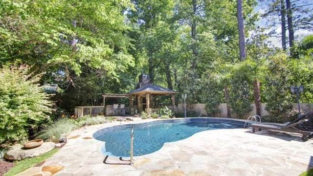 229 N Mill Road, Sandy Springs, GA 30328 (MLS #6671535) :: The Cowan Connection Team