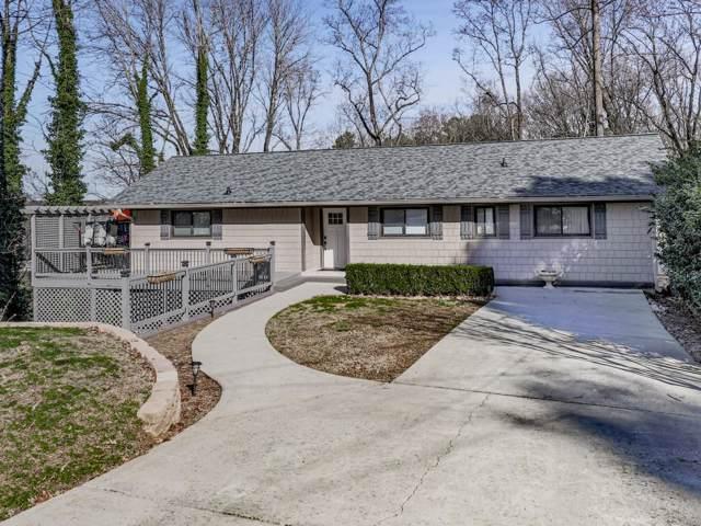 5583 Benton Woods Drive, Atlanta, GA 30342 (MLS #6671550) :: Charlie Ballard Real Estate