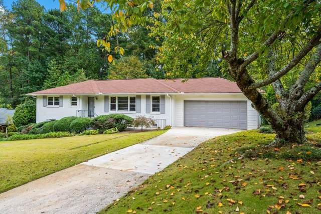 1871 Audubon Drive NE, Atlanta, GA 30329 (MLS #6671551) :: The Zac Team @ RE/MAX Metro Atlanta