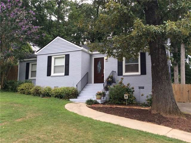 1005 Brookdale Drive, East Point, GA 30344 (MLS #6671559) :: The Cowan Connection Team