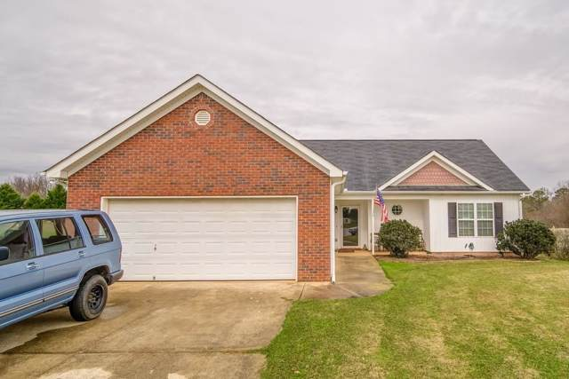 103 Saint Luke Drive, Williamson, GA 30292 (MLS #6671578) :: North Atlanta Home Team